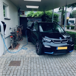 Bijtelling elektrische auto...